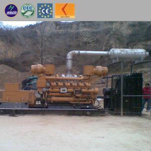 A geração de eletricidade do gerador de gás natural 500kw