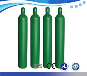 ISO do cilindro de oxigênio com oxigênio UHP/Nitrogénio/ Argon/ /Helio CO2/Etileno/hidrogénio /Propano/Cilindro de oxigênio