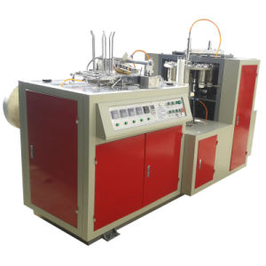 Vaso de papel de la máquina (JBZ-A12).