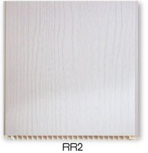 Dessins et modèles artistique moderne de la résine de PVC Salle de bains la tuile de bord (25cm - RR2)