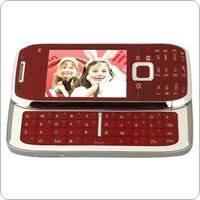 De Zaktelefoon van het Scherm van de Aanraking van het Toetsenbord van Qwerty - WiFi - Bluetooth