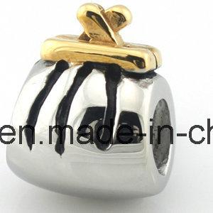 De dames doen de Parel van de Juwelen van Bowknot van de Handtas van Toebehoren in zakken
