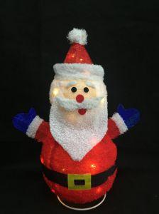 セリウムおよびRoHSのクリスマスのDecarationライトを現れなさい