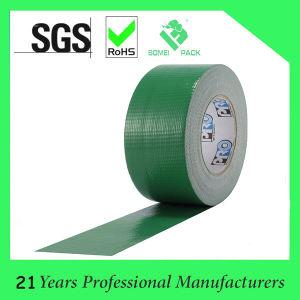 Band van de Buis van de Doek van de Kleur van hoge Prestaties de Groene