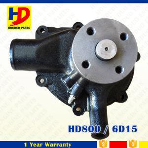 6D15 de Pomp van het Water van HD800 voor de Motoronderdelen van Mitsubishi