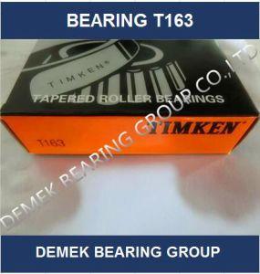 Timken Torrington le palier de butée à rouleaux coniques T163