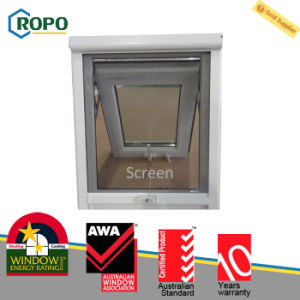 PVC all'ingrosso UPVC doppio Windows lustrato per la Camera