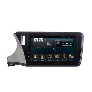 Honda 시 2015 WiFi/TV/Bluetooth를 가진 10.1inch 용량 스크린을%s 인조 인간 시스템 6.0 GPS 항법 차 DVD