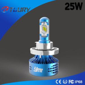 Super Mini 6000LM Coche Faro de luz LED de alta potencia