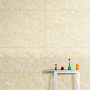 de 300*600mm Aangepaste Binnenlandse Verglaasde Ceramische Tegel van de Muur voor Binnen
