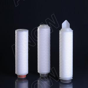 Filtro farmacêutica 0,1 mícron PTFE hidrófobo do Elemento do Filtro de Água