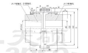 Di dispositivo di accoppiamento di attrezzo del fornitore della Cina nuovo per il riduttore
