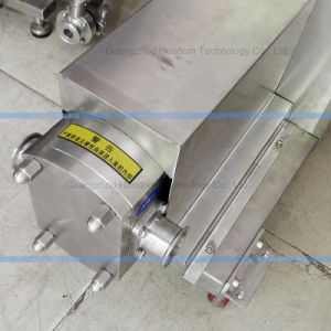 장식용 이동할 수 있는 이동 땅콩 버터 펌프 음식 급료