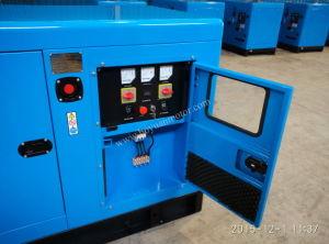 Ricardo moteur Diesel de série de type silencieux générateur d'alimentation de gazole 50kw