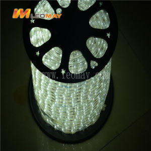 12V 2ワイヤー良質の円形LEDロープライト
