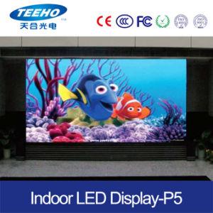 Super léger à faible consommation P5 pour l'intérieur d'affichage à LED