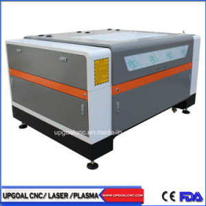 90Wアクリルのプラスチック二酸化炭素レーザーの打抜き機1300*900mm