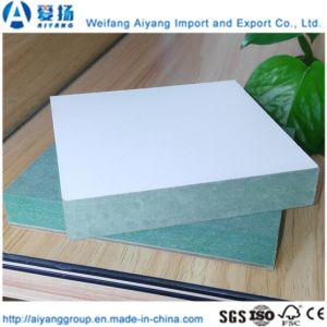 Le papier face à humidité élevée de mélamine MDF résistant