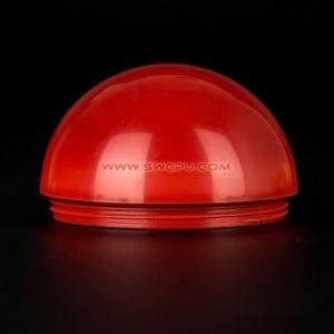 Inection Form-feste Kugel-Möbel-Plastikgriffe mit Firmenzeichen