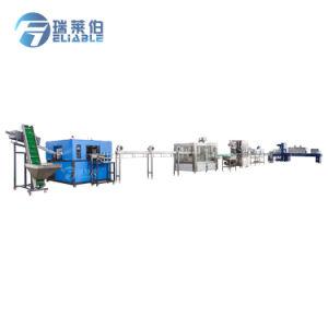 Venta directa de fábrica de llenado de agua bebida espumante Línea de producción