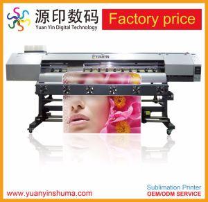 Двойной Rubber-Roll Digital Direct Jet высококачественный термосублимационный принтер