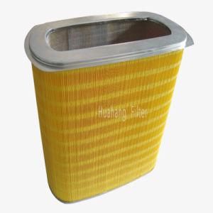 Cartouche de filtre à air ovale pour le soudage