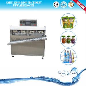 Pochette de jus de remplissage de la machine Machine d'emballage de jus d'étanchéité