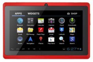 7 Polegadas Phablet Android Tablet PC 1 GB de RAM