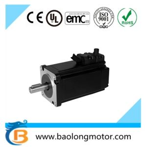 24BSTE484030 48VDC 400W Brushless Motor For Robot 60mm*60mm