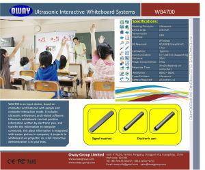 사업 & 교육을%s 비용 효율적인 초음파 대화식 Whiteboard