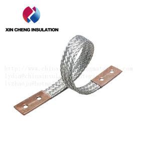 地球のブレードの適用範囲が広い銅の編みこみの銅のコネクターを基づかせていること