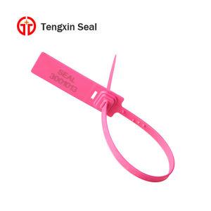 Il rimorchio anti-rotazione di obbligazione di lunghezza fissa sigilla la guarnizione di plastica del collegare per l'estintore per il contenitore (TXPS001)