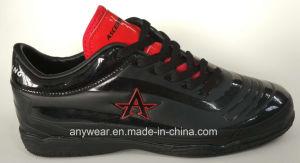 Fútbol de goma goma calzado Zapatos de fútbol de césped (817-170 gr)