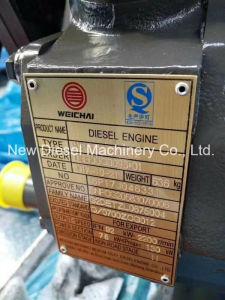 Weichaiのディーゼル機関Wp6g125e22