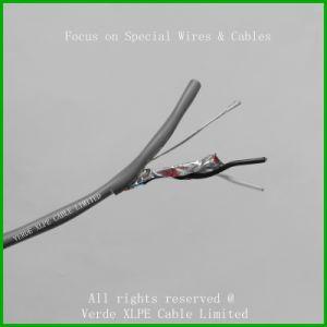 Cabo eléctrico com isolamento de PVC, cabo de áudio