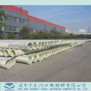 De Pijp van de Glasvezel van de Polyester van Dn15-4000mm FRP
