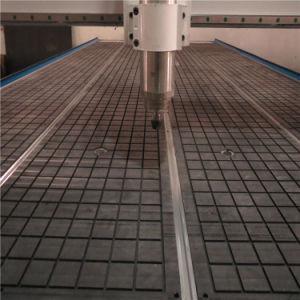 La madera MDF Publicidad Máquina Router CNC de aluminio