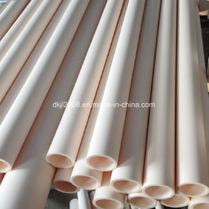 De alta alúmina tubo cerámico refractario para horno