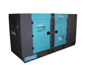 250kVA Ce Met motor van Setwith ISO van de Generator Genset van Cummins van het Merk van de V.S.