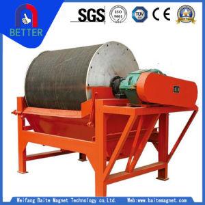 Separatore permanente/bagnato del Ce di CTB (N/S) di serie del timpano magnetico per estrazione mineraria/carbone che separa la linea di produzione