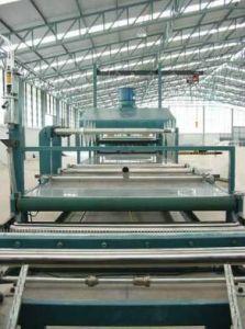 Feuille de toiture en PRF Transparent Making Machine