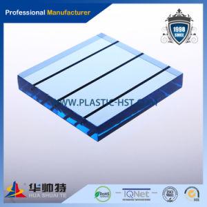Transparentes Plastikschallmauer AcrylPelxigalss Plexiglas-Blatt