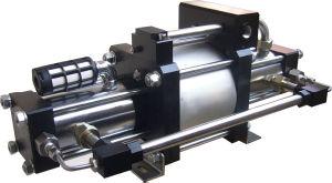 Doppio Stage, Single Air Driven Gbt 15/60 di 480 Bar High Output Nitrogen Gas Transfer Pump per Filling Gas Cylinder
