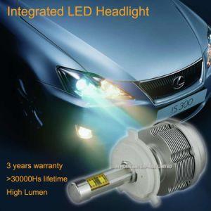 Aprobaciones RoHS CE LED de Philips H4, faros de xenón para automóviles, camiones