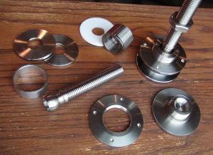 Het Stempelen van het Metaal van het staal Delen voor Bouw