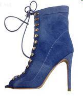 Les femmes de la Chine fabricant haut talon Fashion Chaussures Bottes de commerce de gros