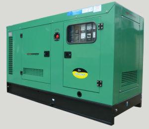 Le silence 20kVA à 500 kVA Groupe électrogène Diesel pour la vente