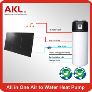 One Air Source Heat Pump Water Heaterの熱いNew 200L All