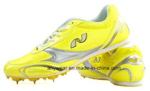 Deportes de carreras de correr calzado vía Spike Zapatos para hombres y mujeres (411)