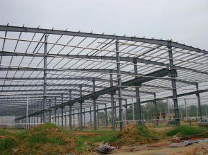 プレハブの鉄骨構造の構築のガレージ